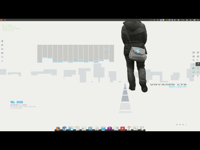 Обзор Voyager 16.04 LTS основан на Xubuntu 16.04