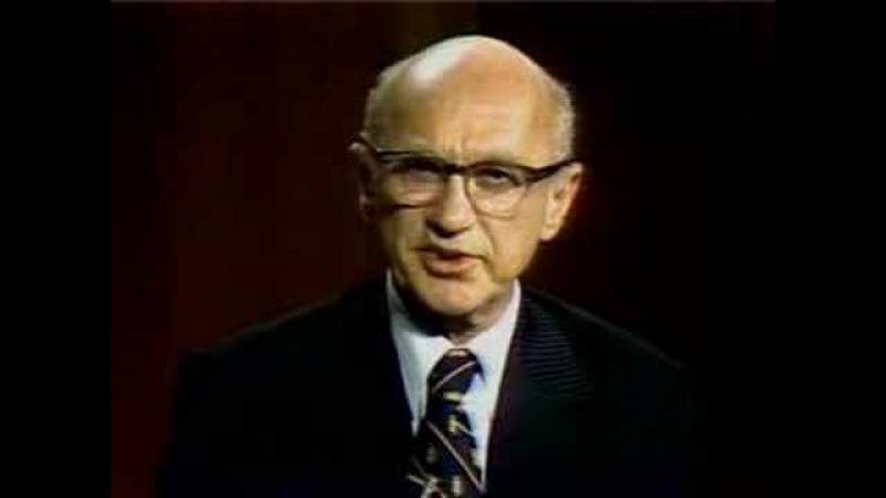Milton Friedman on Slavery and Colonization