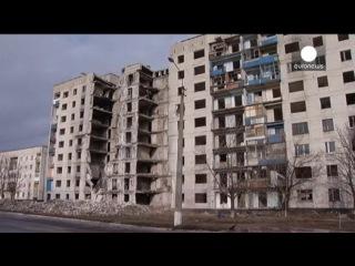 Луганская область жизнь у линии фронта - Video Dailymotion
