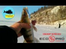 Обзор блёсен ECOPRO Clown Dancer Судачья Kamfish