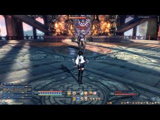 Blade and Soul:Башня Бога Войны:1 этаж---Мастер Кунг-фу(КФМ)