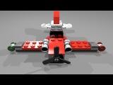31013-2 Lego Creator Red Thunder