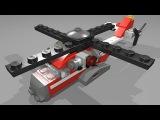 31013-3 Lego Creator Red Thunder
