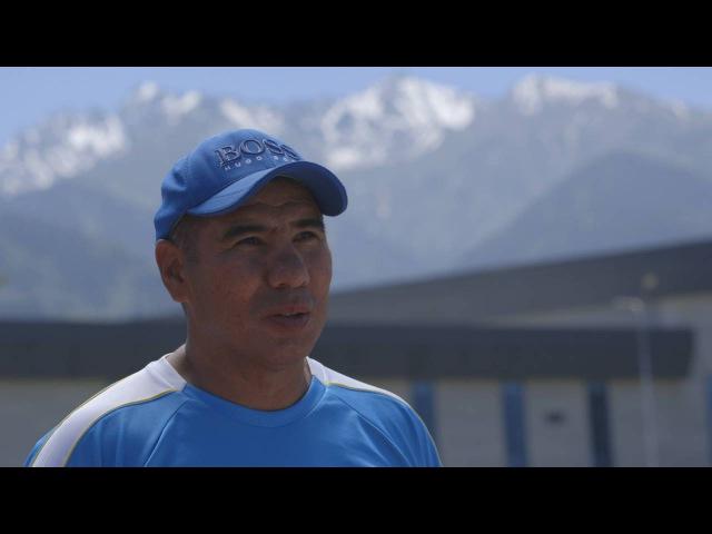 Фильм о казахстанских боксерах - Традиция побеждать