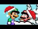 Mario Luigi's Snowball Frenzy