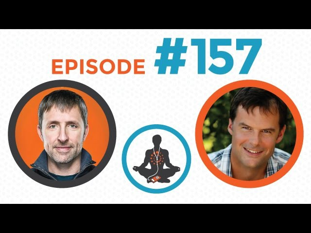 Podcast 157 - Dr. Ben Lynch MTHFR Gene, Overcoming Disease, the Dangers of Folic Acid