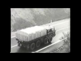 Tatra 813 Rare Videos
