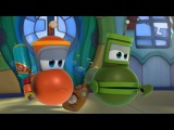 Марин и его друзья - Лоджик - чистюля - Мультики для детей