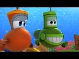 Марин и его друзья - Викторина - Морские животные - Мультфильмы для детей