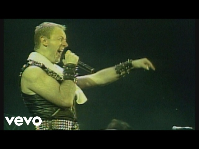 Judas Priest The Green Manalishi With the Two Pronged Crown Live Vengeance '82