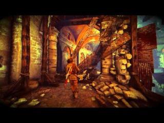 Rise of the Tomb Raider 30.012016 Прохождение сказки про бабу ягу и Избушки на Курьях Ножках