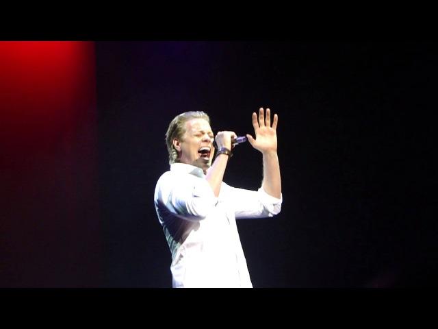 Mark Seibert Gethsemane Jesus Christ Superstar Gemeinsam für Haiti