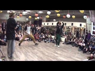 "Bauka&Michelle Beatz(win) Vs. Vlad&Maria | Hip-Hop 2X2 Semifinal  | TOP8 ""Shoulder2Shoulder"""