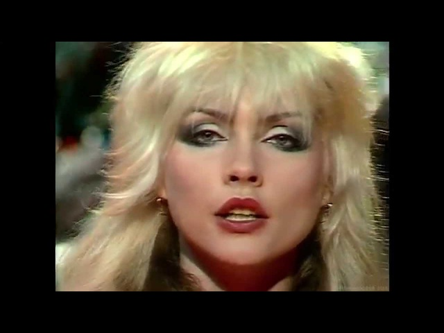 Blondie I'm Always Touched By Your Presence Dear TOPPOP 1978 HD