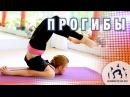 Развитие гибкой и сильной спины