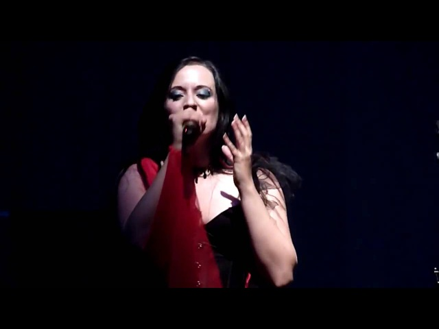 Xandria Blood On My Hands (live at Le Bikini) 04/24/2012