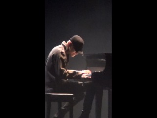 [everyshot] 샤이니 태민 - 하이라이트 메들리 촬영 스케치 - Soldier #피아노와함께 _everyshot ver