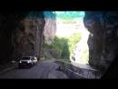 По дороге к Чегемским водопадам.Кабардино-балкария