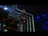 Justs - Heartbeat (Latvia) Евровидение 2016 Латвия