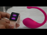 Lovense - Lush Apple Watch