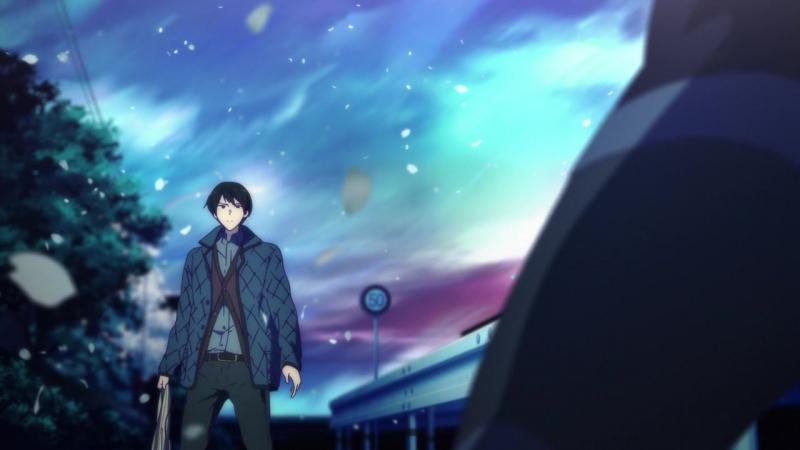 За Гранью: Я буду здесь - Будущее / Kyoukai no Kanata: I'll Be Here - Mirai Hen Полнометражные аниме