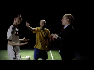 Во время национального отбора на Евровидение 2016 в Словении показали клип-пародию на президента РФ Владимира Путина.