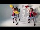 "Небольшое видео со съемок рекламного клипа шоу-балета ""Меланж""  (номер ""Гангам стайл"")"