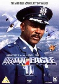 Águila de acero II (Iron Eagle II)