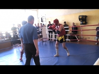 Иван Литвинов (Факел) vs Никита Поликарпов (Ринг)