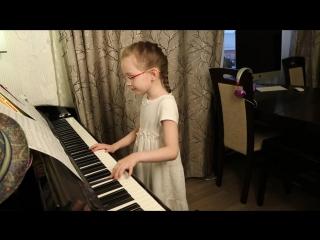 ПРЕКРАСНОЕ ДАЛЕКО Виктория Викторовна 7 лет