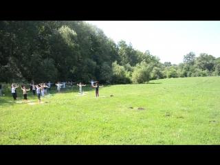 Йога в Дубовом