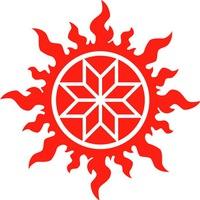 Логотип РОО Русский Национальный Культурный Центр Сварга