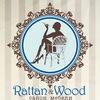 Rattan&Wood