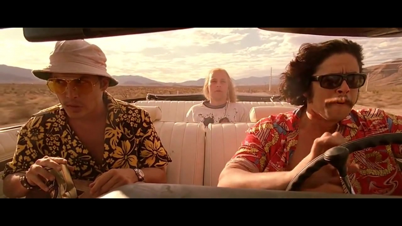 Страх и Ненависть в Лас Вегасе Fear and Loathing in Las Vegas 1998 Автостопщик Тоби Магуайер