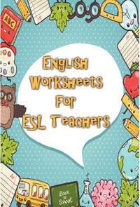 english worksheets for esl teachers vk. Black Bedroom Furniture Sets. Home Design Ideas