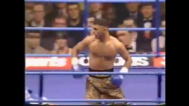 Принц Насим Хамед. Самый отмороженный боксер в мире