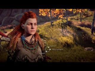 E3 2016: 8 минут геймплея Horizon Zero Dawn