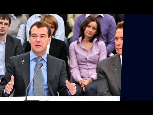 Кто попросил Михаила Прохорова заняться политикой