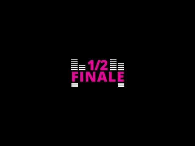 Beatdance Contest 2016 - 1/2 final Battle - (Nickel vs Cyborg - Romain Jovion vs CJM's)