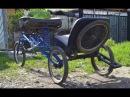Велосипед с коляской. УЖАС на колесах!
