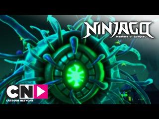 LEGO Ninjago 5 сезон 10 серия Проклятый мир, часть 2 (54 эпизод)