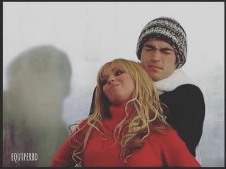 """R B D on Instagram: """"Mia apertando Miguel para que Sabrina não o abrace 😂😂😂👊, adorava essas cenas de ciúmes dela 💏😂 • #ponny #rbd #rebelde @anahi @ponchohd…"""""""