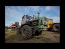 Сельский ТРАКТОРИСТ или ТРАКТОР ЛЮБВИ Часть 2. Как мы используем трактор. How do we use the tractor.