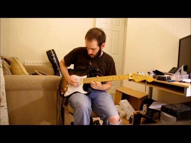 Squier Classic Vibe 50s Stratocaster Rocks Out!