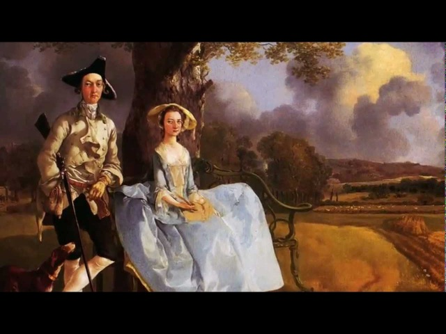 Томас Гейнсборо. Сказки картинной галереи.