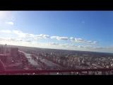 Вид Парижа с Эйфелевой башни