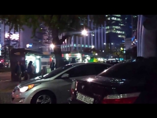 Немного о K-pop и фанатах во время прогулок по Сеулу