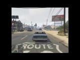 Секс на заднем сиденье машины GTA V на PC [Grand Theft Auto V ГТА 5] – Секс в машине GTA 5