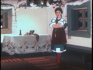Ночь перед Рождеством (1951) детские советские мульт фильмы
