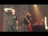 Markul -Сухим Из Воды feat. Oxxxymiron (До зимы) &amp Porchy (live 12 декабря - Питер КОСМОНАВТ)